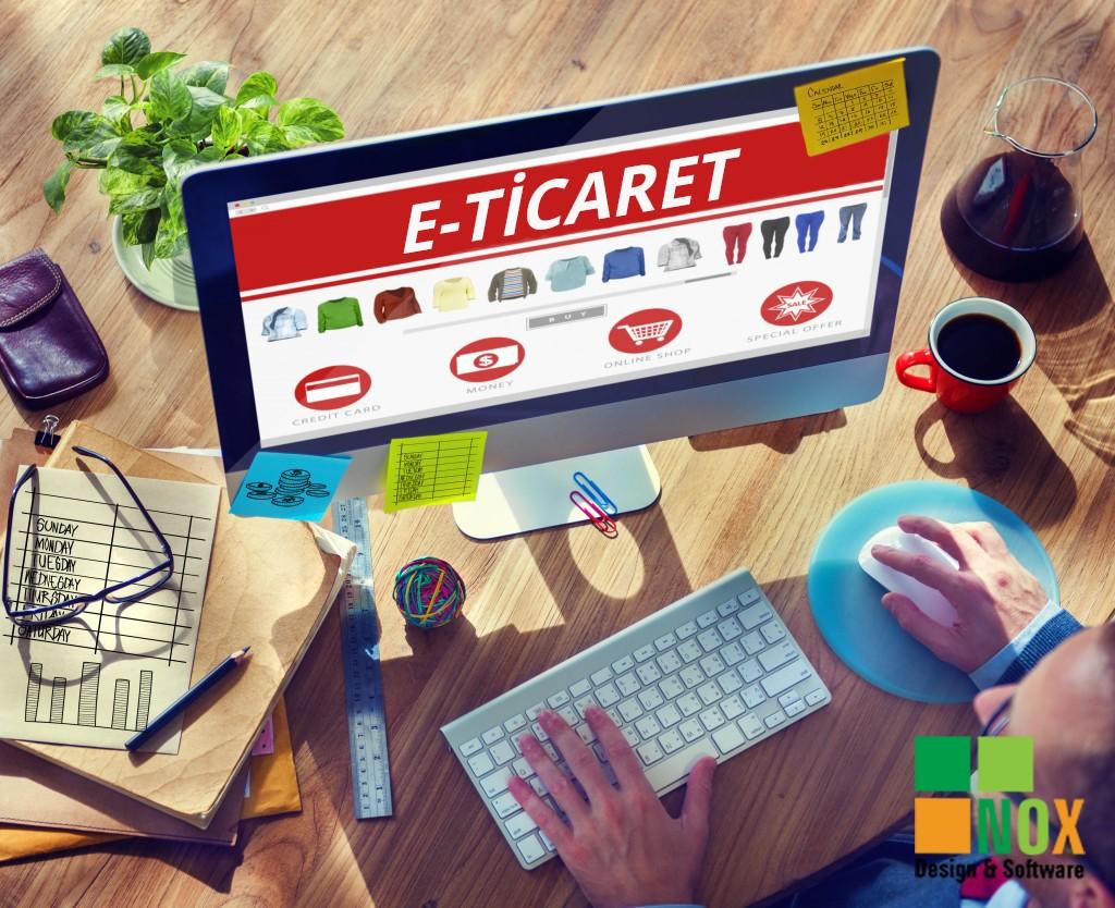 Rakamlarla Türkiye de E-Ticaret