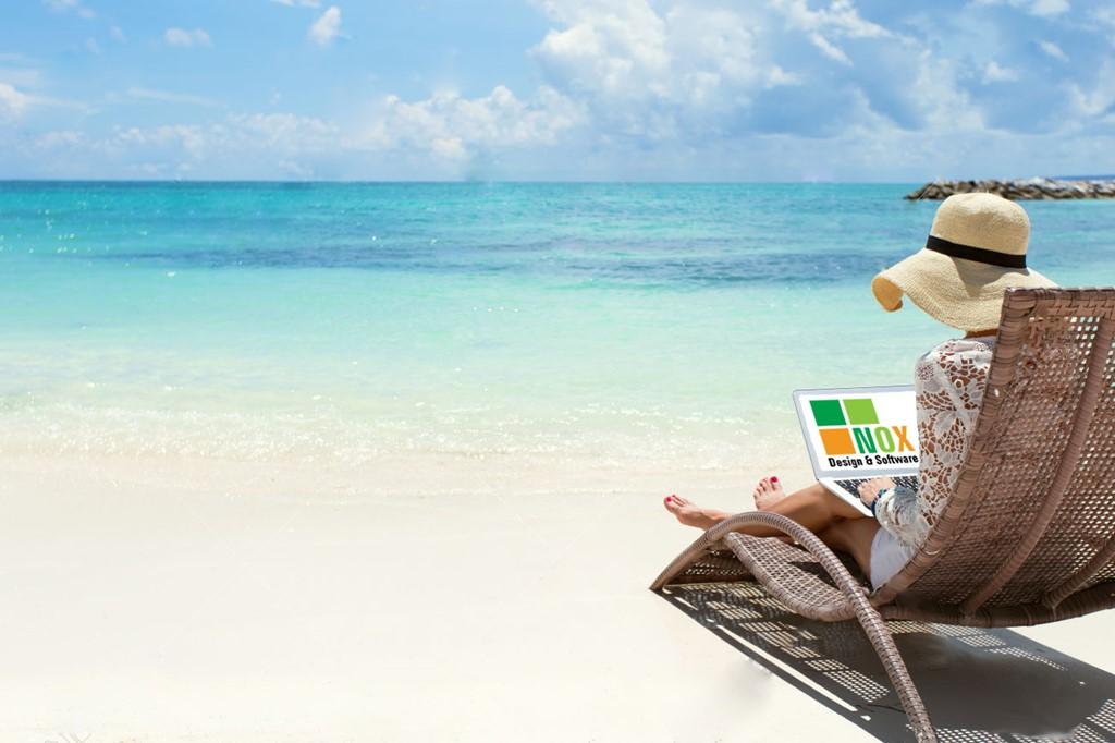 Yaz Aylarında E- Ticaret